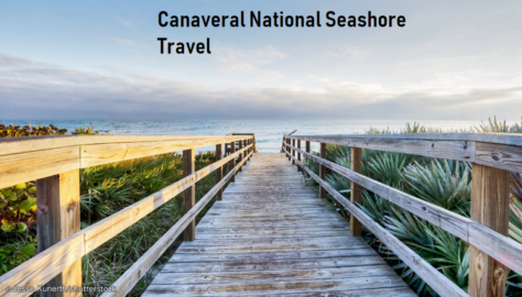 Canaveral National Seashore Travel