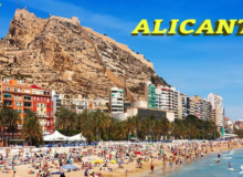Time In Alicante Spain