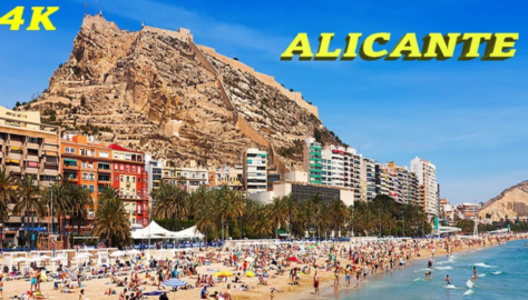 Time In Alicante Spain