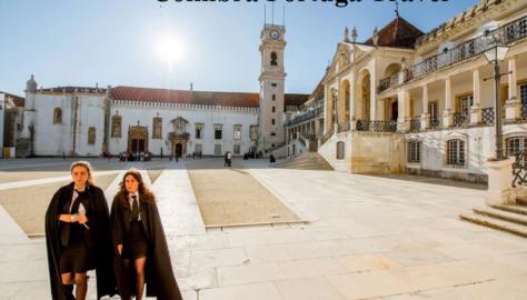 Coimbra Portuga Travel