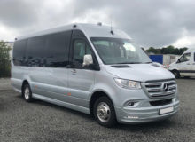 coach hire in Liverpool